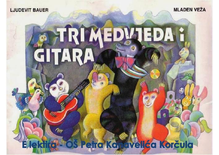 Tri medvjeda i gitara