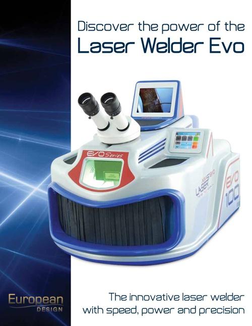 Laser Welder Evo Brochure