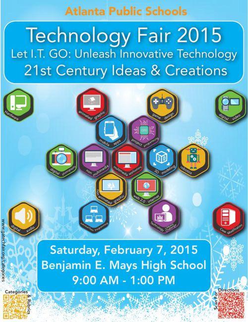 2015 APS Tech Fair Packet