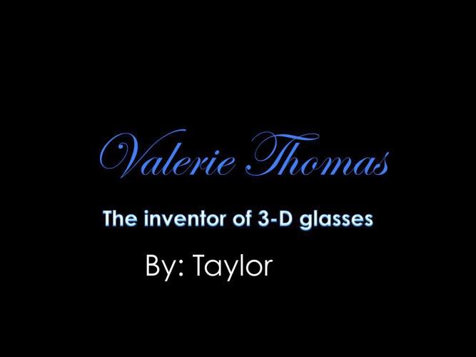 Copy of valerie