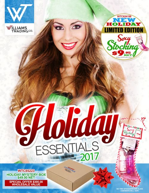 Williams Trading Holiday Essentials 2017 Catalog