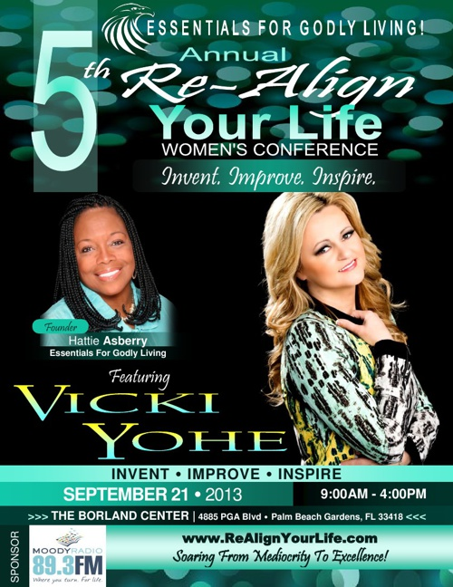 Re-Align Your Life 2013