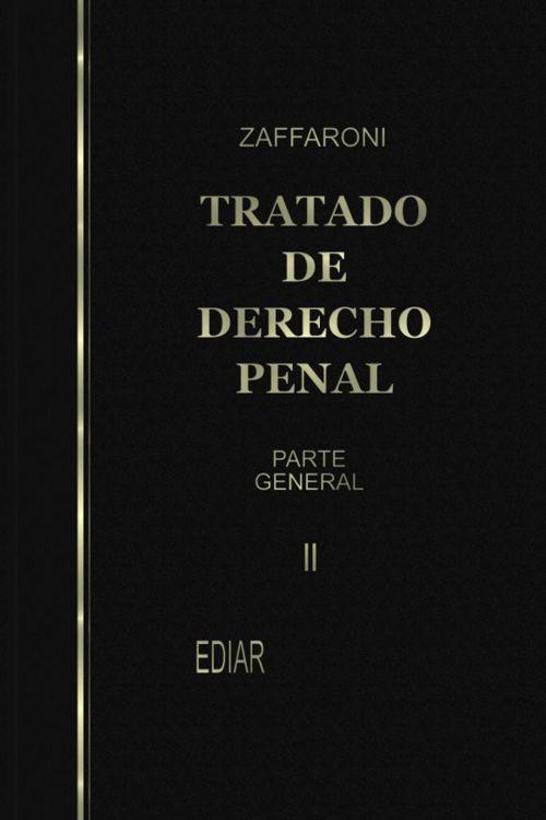 Tratado De Derecho Penal - Parte General - Tomo II - ZAFARONI