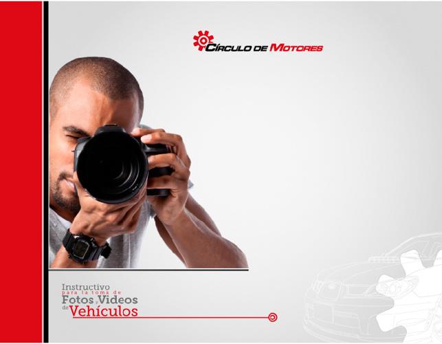 Manual para publicar vehiculos en circulodemotores.com