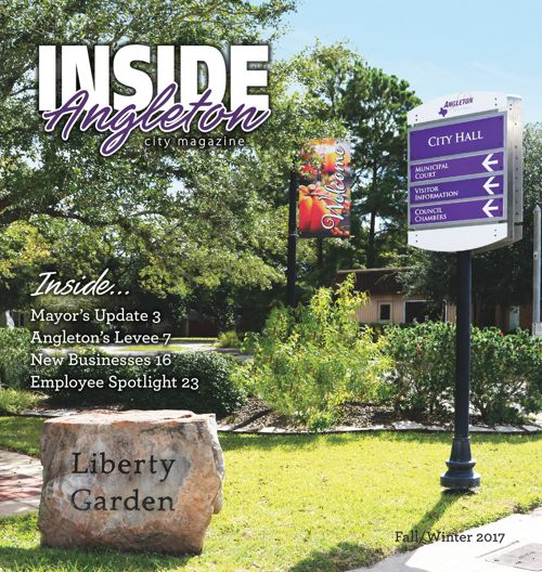 2017 Fall / Winter Inside Angleton Magazine