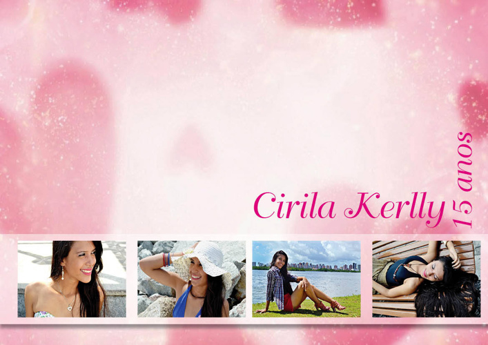 Album - Cirila Kerlly - 15 anos