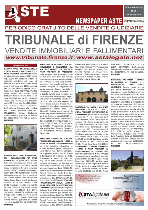 Firenze marzo 2015