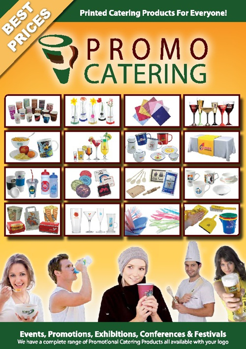 Promo Catering Catalogue 2012