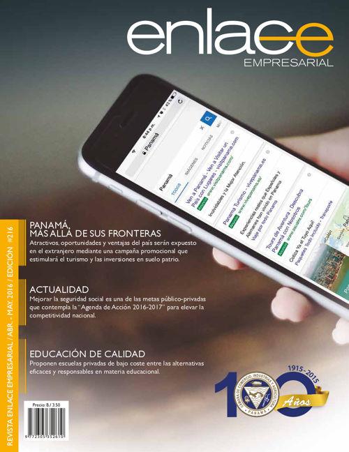 Revista Enlace Empresarial #216