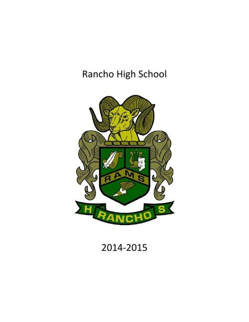 RHS Catalog 2014-15