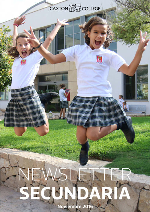 Newsletter Noviembre