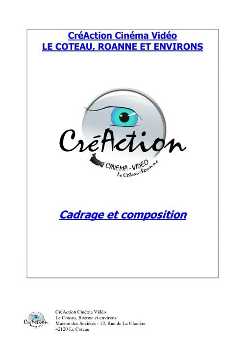 CréAction : Cadrage et composition