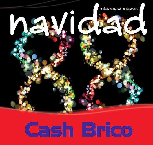 Catálogo Navidad Cash Brico