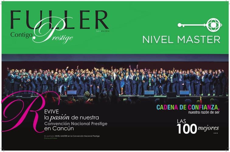 Revista Final Fuller Contigo Prestige Vol 4