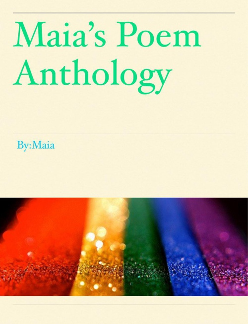 Maia's Poem Book