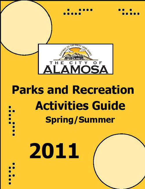 2011 AFRC Spring-Summer Activities Guide