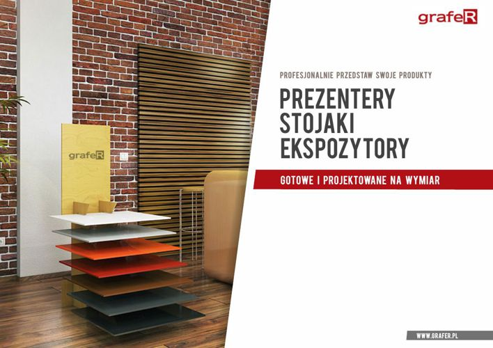 Katalog Expozytorów firmy Grafer