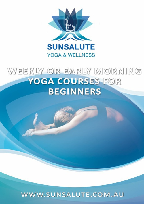 SunSalute Yoga Beginners Program