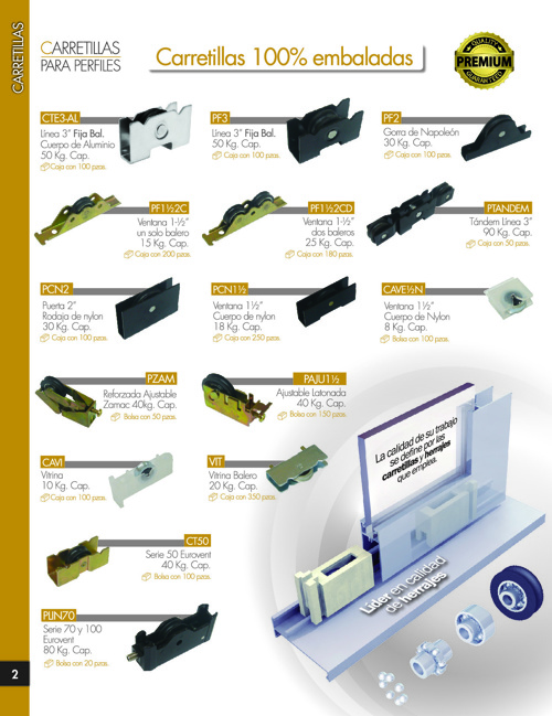 Catálogo Carretillas 2014