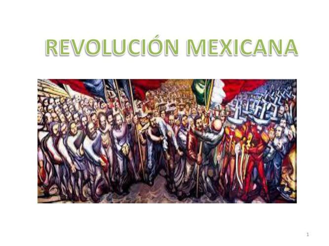 REVOLUCION MEXICANA LIBRO