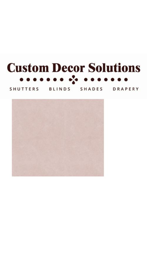 Custom Decor Solutions - Products
