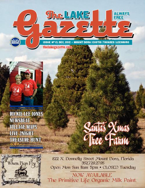 December Lake Gazette