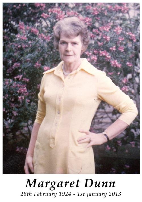 Margaret Dunn