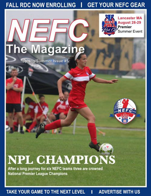 NEFC The Magazine Spring/Summer Edition