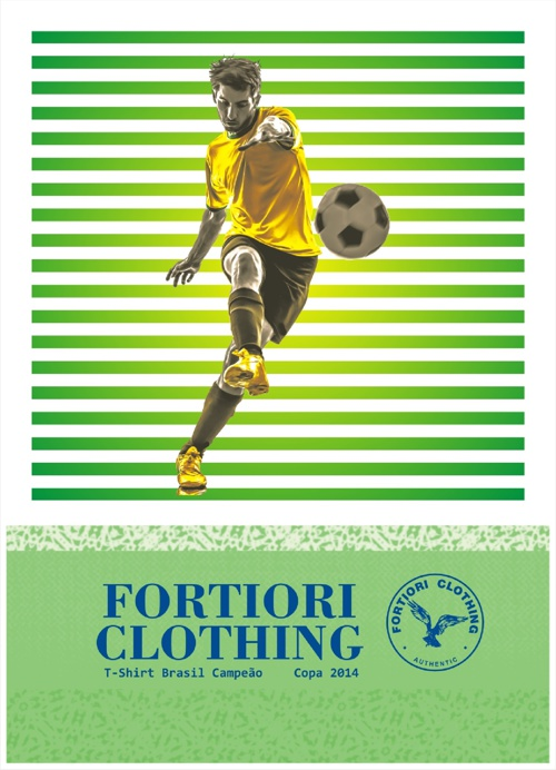 Fortiori Clothing - Copa 2014