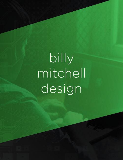 Billy Mitchell's Print Design Portfolio