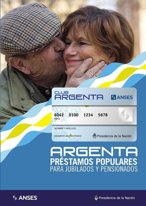 Argenta: préstamos populares para jubilados y pensionados