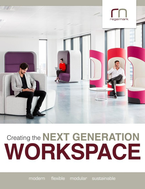 The Next Generation Workspace: Modern, Modular Office Furniture