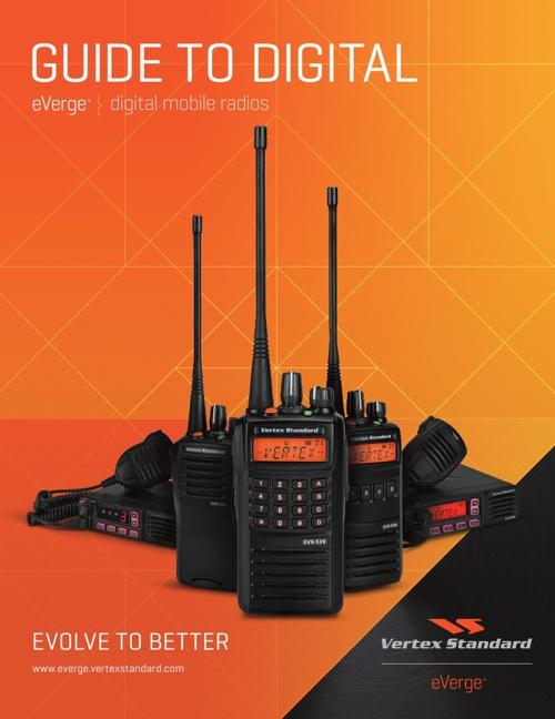 Vertex eVerge Digital Radios