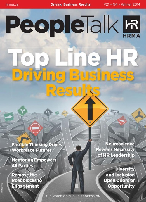 PeopleTalk, Winter 2014