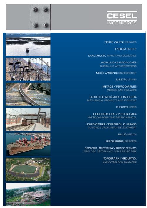 Brochure CESEL