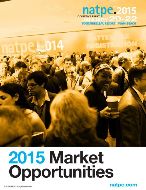 NATPE||Miami 2015 Market Opportunities