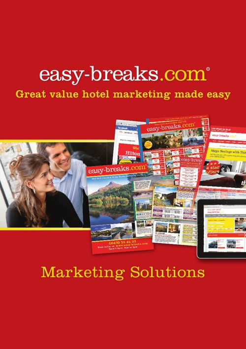 easy-breaks.com Hotel marketing made easy