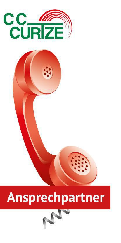 Telefonflyer CC Curtze