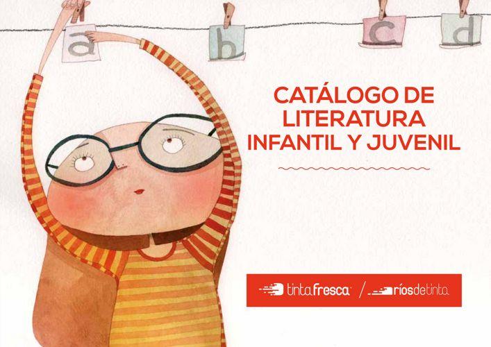 Catálogo de literatura infantil y juvenil Tinta fresca