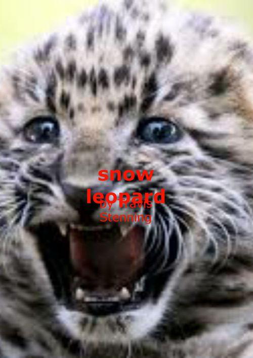 snow leper