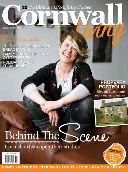 Cornwall Living May 2013
