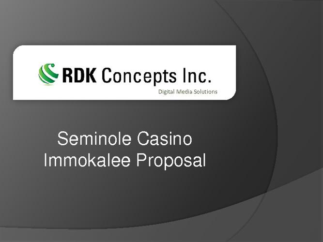 Seminole Casino - Immokalee