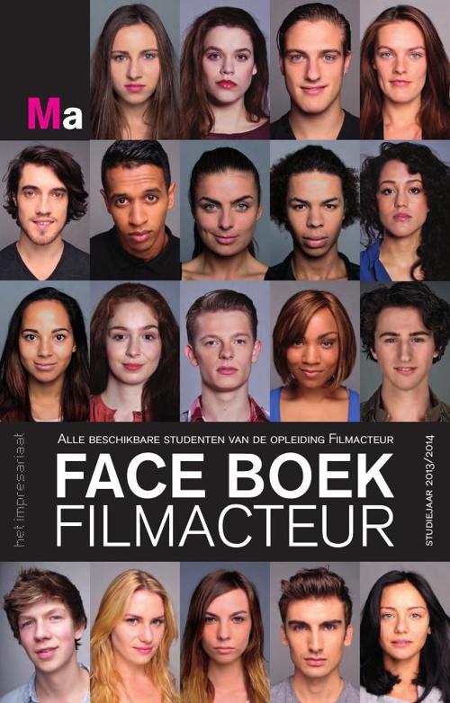 Face Boek opleiding Filmacteur maart2014