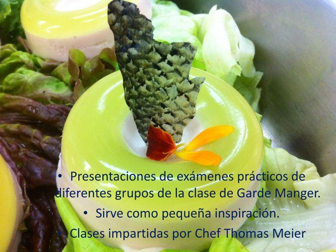 Presentaciones buffets GM.