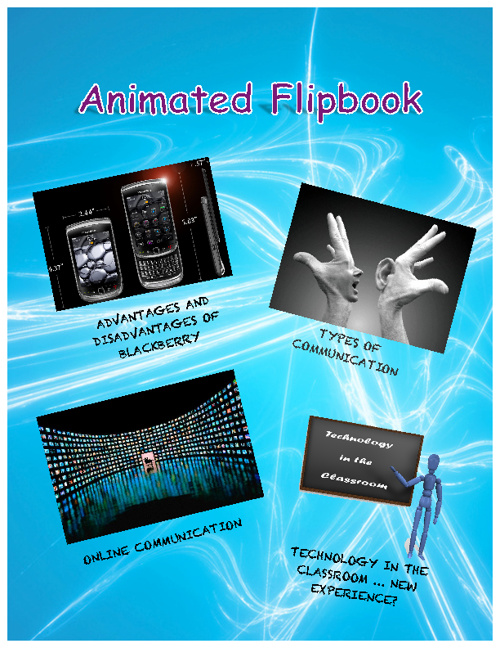 Animated FlipBook English II