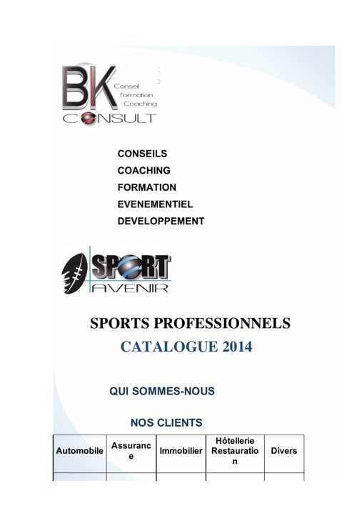 catalogue Ademas France