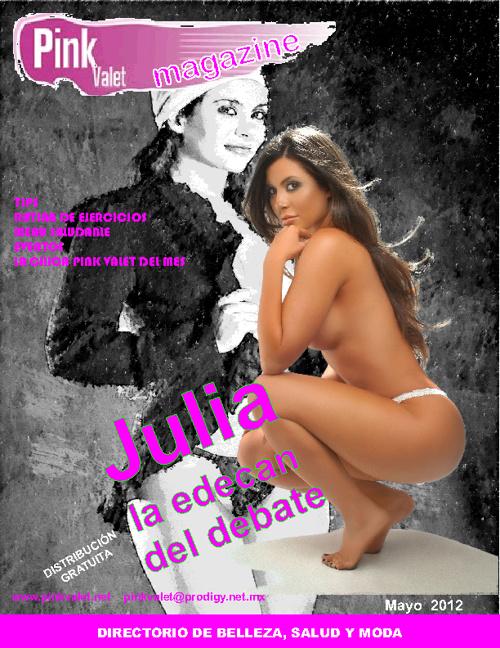 Pink Valet Magazine n° 1 mayo 2012