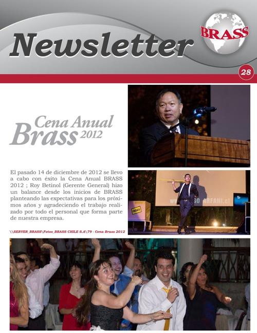 Newsletter 28