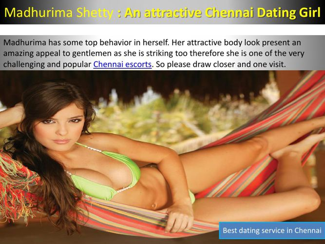 Madhurima Chennai Hot Dating Services