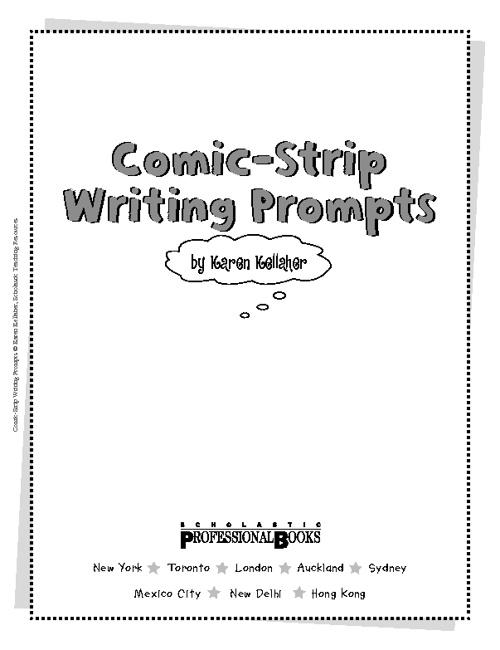 Comic-Strip Book